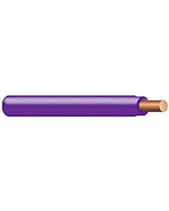 COPPER TFN SOLID - 18 AWG PURPLE 500'