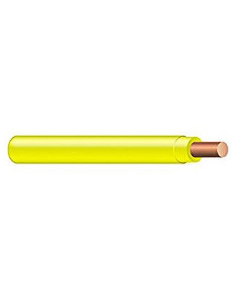 COPPER TFN SOLID - 18 AWG YELLOW 500'