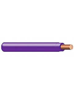 COPPER TFN SOLID - 16 AWG PURPLE 500'