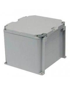 "PVC JUNCTION BOX - 8"" X8"" X 7"""