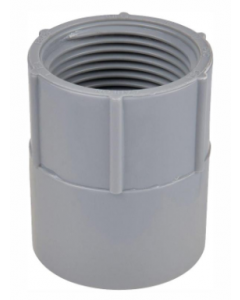 PVC ADAPTER FEMALE - 1-1/2""