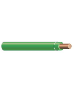 COPPER THHN SOLID - 12 AWG GREEN 2500'
